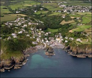 Image result for Cadgwith Beach