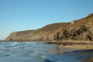 Image result for Chapel Porth Beach