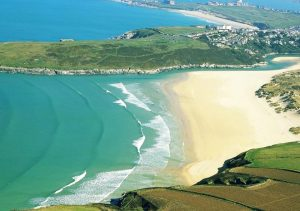 Image result for Crantock Beach