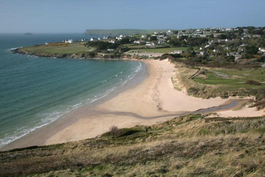 Image result for Daymer Bay Beach