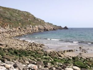 Image result for Lamorna Cove Beach