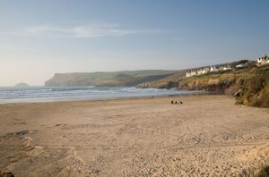 Image result for Polzeath Beach