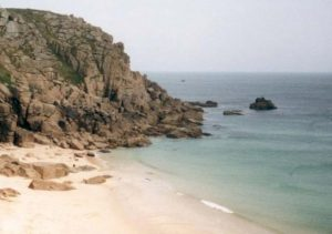 Image result for Porthchapel Beach