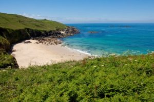 Image result for Portheras Cove Beach