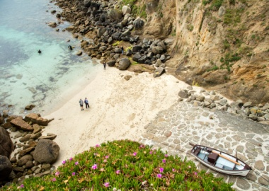 Image result for Porthgwarra Beach