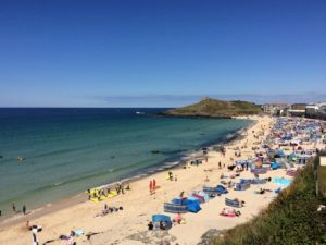 Image result for porthmeor beach