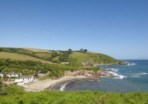 Image result for Talland Bay Beach