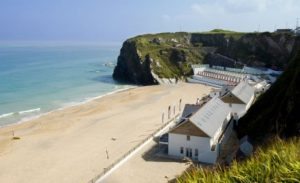 Image result for Tolcarne Beach
