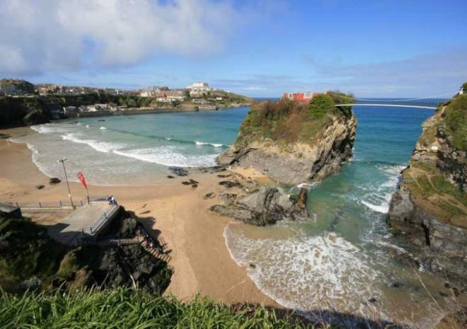 Image result for Towan Beach – Newquay
