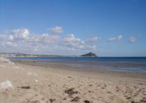 Long Rock Beach, Penzance, Cornwall