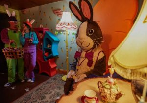 Unique Easter Grotto & FREE Choc Eggs!