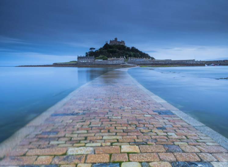 Best Sea Views In Cornwall St. Michaels Mount